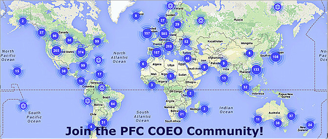 Join PFC COEO